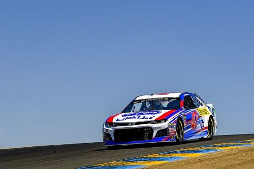 "Allmendinger dejected after Sonoma DNF: ""I let everybody down"""
