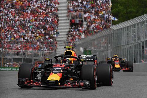 """Red Bull: Verstappen, Montreal'deki performansıyla """"doğru yanıtı"""" verdi"""
