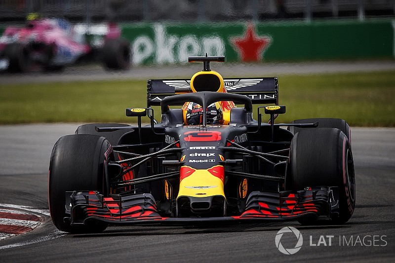 "Honda no quiere que Red Bull ""baje su nivel actual"""