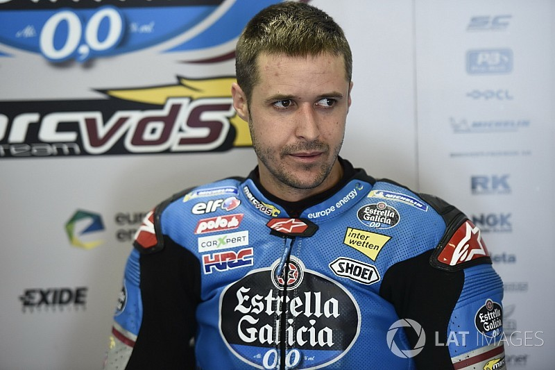Luthi weighing up Moto2 return for 2019
