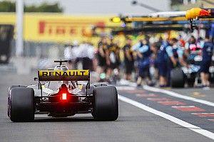 Renault привезет новый MGU-K в Австрию, но клиенты вправе от него отказаться