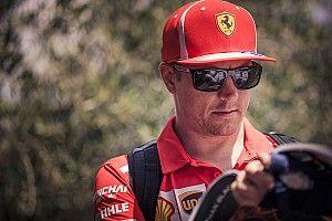 """Raikkonen: """"Non siamo andati male, semplicemente non ho messo assieme un buon giro in Q3"""""""