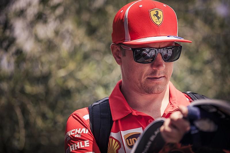 Räikkönen teljesen elveszett az időmérőn a Ferrarival