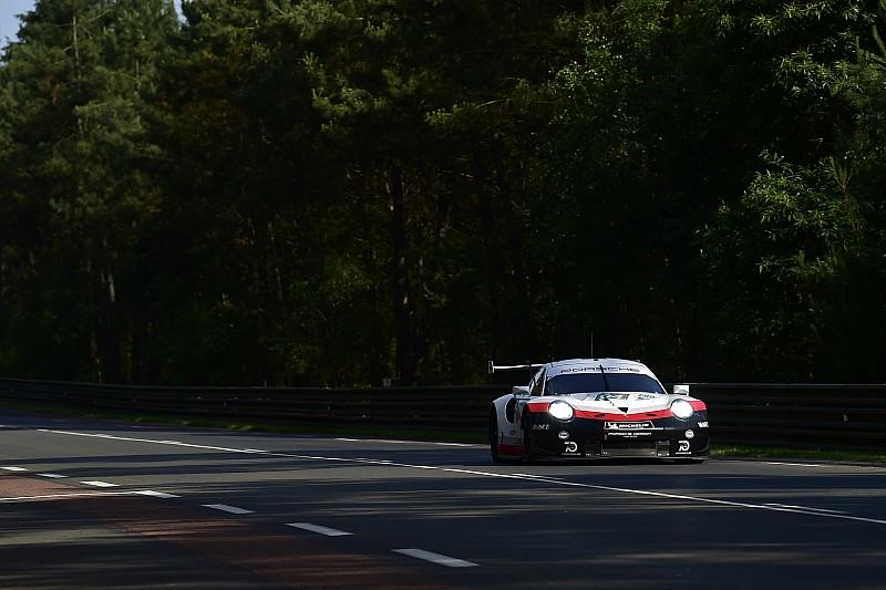Videó: törik a technikát Le Mansban