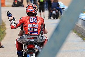 "Dovizioso stellig na Jerez-clash: ""Pedrosa en Lorenzo beiden fout"""