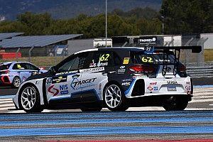Dušan Borković guida la doppietta Hyundai in Gara 1