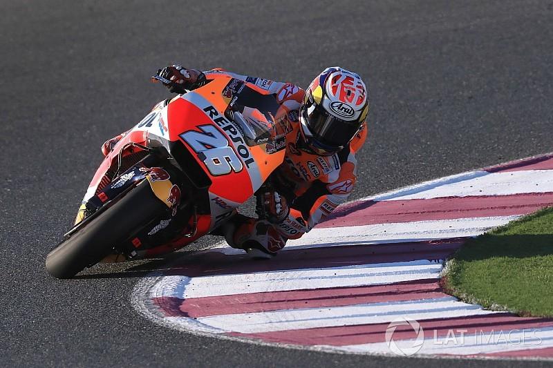 """Pedrosa: """"Ducati está muy fuerte con Dovizioso en Qatar"""""""