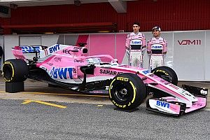 Force India tampilkan mobil F1 2018, VJM11