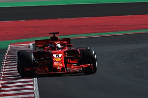 Formula 1 Testing report Vettel stays top amid more McLaren problems