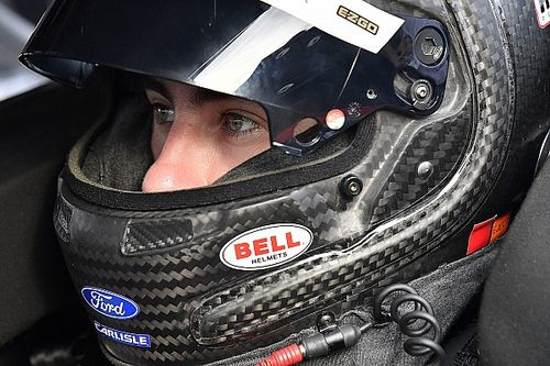 Ryan Blaney lidera la primera práctica en Michigan