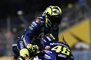 MotoGP Son dakika Rossi: Fransa'daki podyumu pist düzeni sayesinde aldık