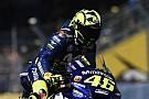 Rossi: Fransa'daki podyumu pist düzeni sayesinde aldık