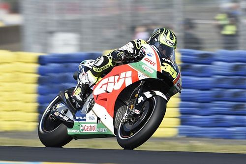 Crutchlow explains Le Mans hospital ordeal