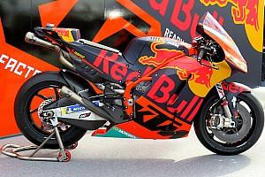 MotoGP Breaking news KTM launches 2018 MotoGP bike