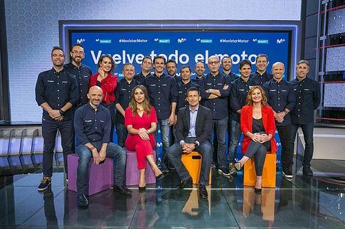 Movistar + presenta su proyecto para la temporada 2018 de F1 y MotoGP