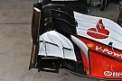 Forma-1 Vettel első szárnyának a belseje is megváltozott