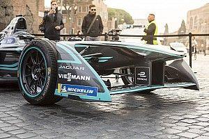 Michelin seguirá como proveedor de la Fórmula E hasta 2021