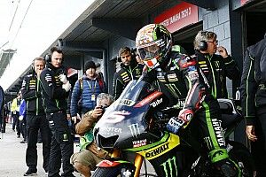 Zarco : L'objectif de Yamaha est d'avoir quatre motos compétitives