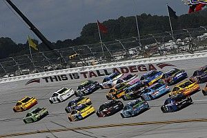 Chaotic day at Talladega shuffles playoff standings