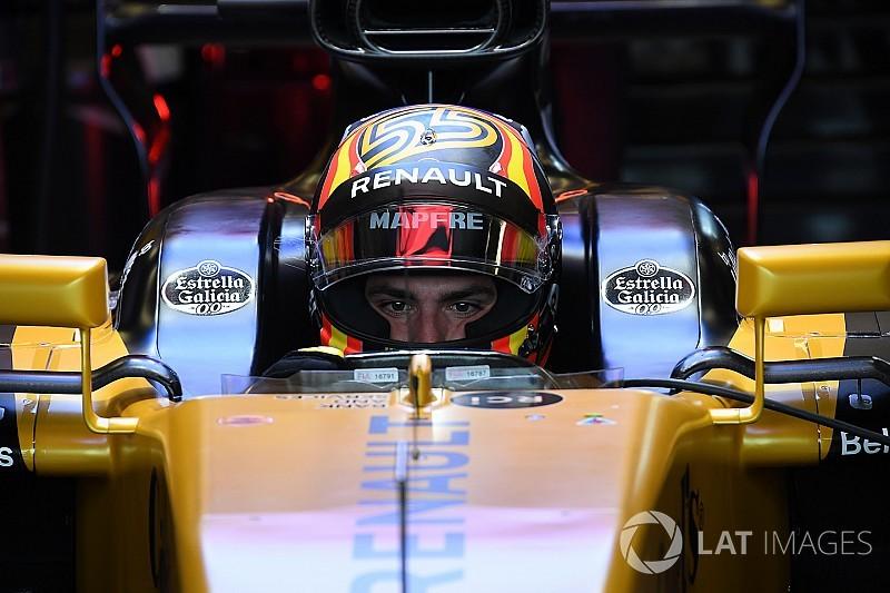"""Sainz: """"Sorpreso dal mio rapido adattamento alla Renault"""""""