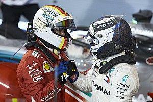 I colleghi bocciano Vettel e Bottas: Seb quarto e Valtteri fuori dalla top 10 votata dai piloti di F1