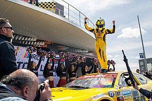Alon Day scores NASCAR Euro Series win in season opener
