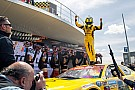 NASCAR Euro Alon Day scores NASCAR Euro Series win in season opener