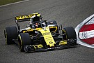 Formula 1 Sainz still learning Hulkenberg's