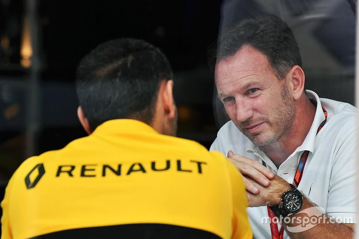 """Renault a denti stretti: """"Daremo i V6 a Red Bull, se necessario"""""""