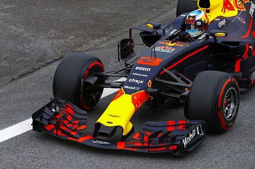 """Ricciardo: """"Verschil tussen vrijdag en zaterdag een raadsel"""""""