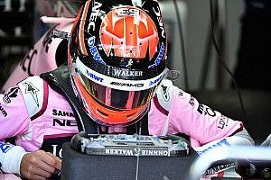Russell en passe de devenir pilote de réserve Force India