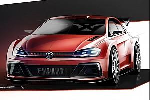 Autó BRÉKING Hivatalos fotón látható a Volkswagen Polo GTI R5