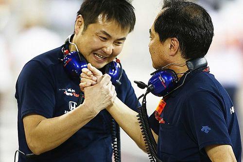 Honda siap menggebrak setelah momentum GP Bahrain