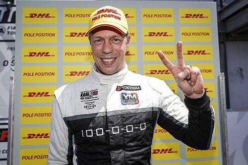 Nurburgring WTCR: Bjork takes pole as Hyundai dominates