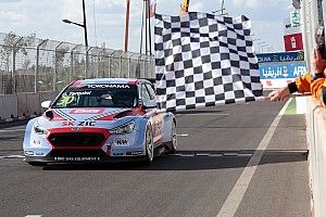 Tarquini suma su segunda victoria en el WTCR de Marruecos