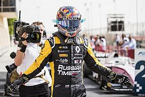 Markelov fait un retour surprise en F2