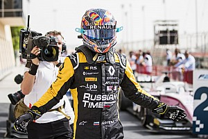 """FIA F2 Breaking news Markelov feared being """"thrashed"""" by F2 2018 rookies"""