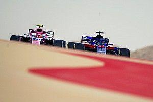Force India n'a pas vu venir Toro Rosso