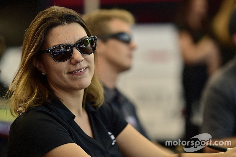 Could NASCAR oval tracks be next for Katherine Legge?