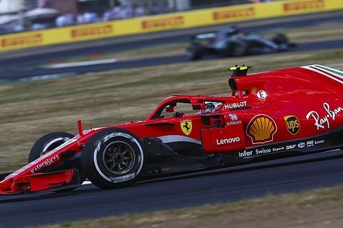 """Rosberg: Kimi estava apenas """"confuso"""" no embate com Hamilton"""