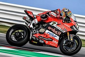 Neuer Vertrag: Chaz Davies freut sich auf die V4-Ducati
