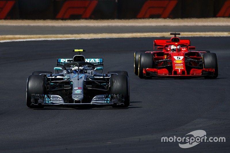 La F1 cambiará más los coches si no mejoran los adelantamientos en 2019