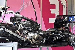 GALERÍA TÉCNICA: actualizaciones de los autos de F1 directamente desde los garajes en Silverstone