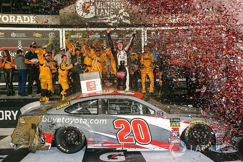Will Erik Jones' breakthrough win lead to more success this year?
