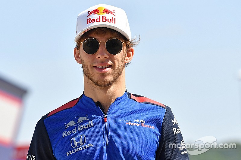 Red Bull confirma Pierre Gasly para temporada 2019