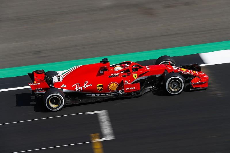 Brit Nagydíj: képek az első F1-es szabadedzésről