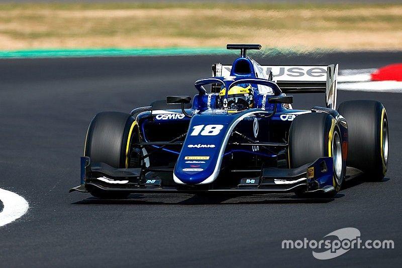 Sette Camara logra su primera pole en el Hungaroring