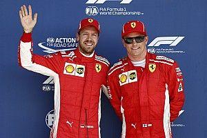 """Hamilton sebut ada """"taktik menarik"""" dari Ferrari"""