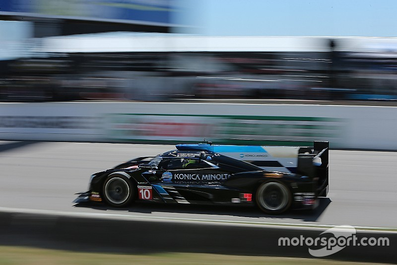 Road America IMSA: Taylor heads Montoya in second practice