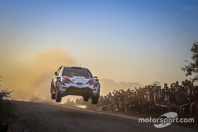 WRC Rallye Portugal Shakedown: Kampfansage von Latvala